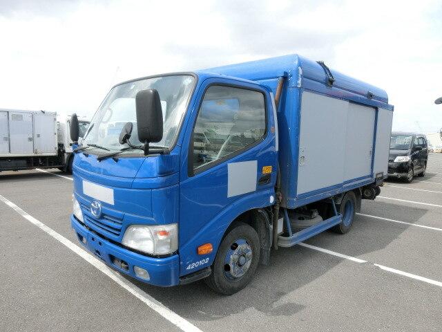TOYOTA / Dyna Truck (BDG-XZU508)