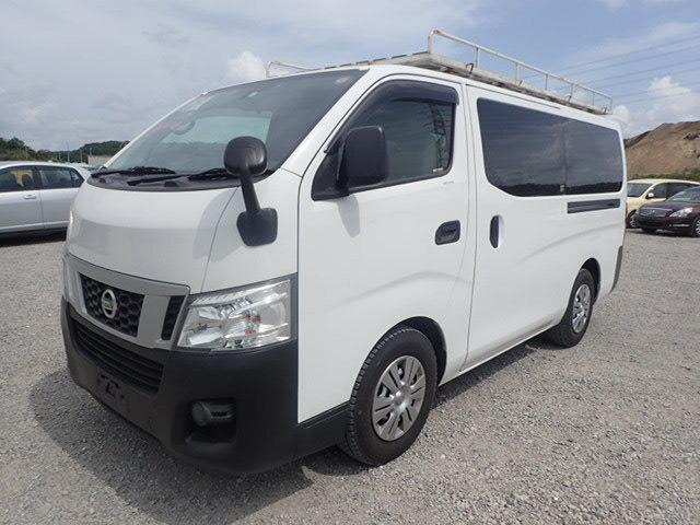 2014 New Import NISSAN Caravan Van