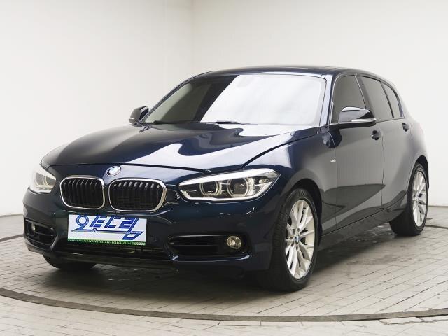 2016 New Import BMW 1 Series Hatchback $2,250,636.00