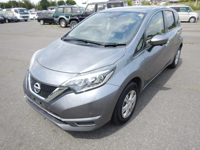 2016 New Import NISSAN Note,