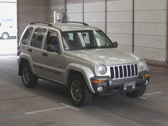 JEEP / Cherokee (GH-KJ37)