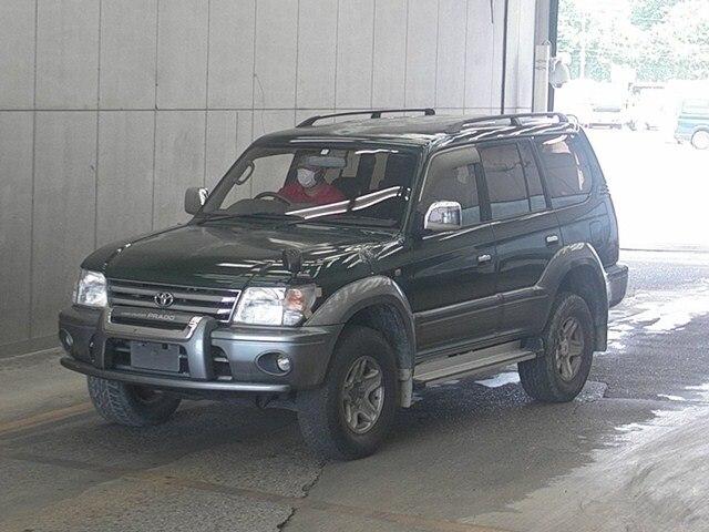 TOYOTA / Land Cruiser Prado (KD-KZJ95W)