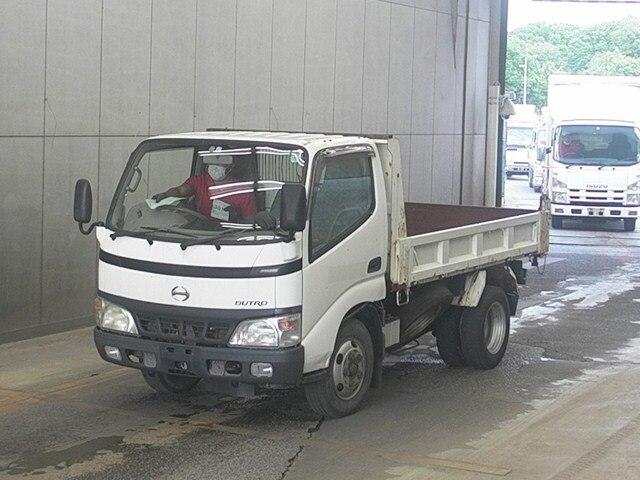 HINO / Dutro (PB-XZU321T)