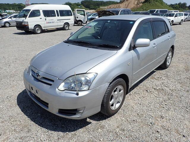 TOYOTA / Corolla Runx (CBA-ZZE122)