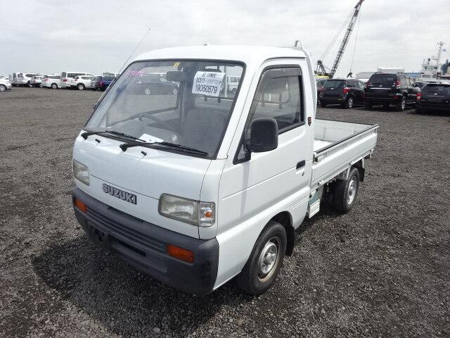SUZUKI / Carry Truck (V-DC51T)