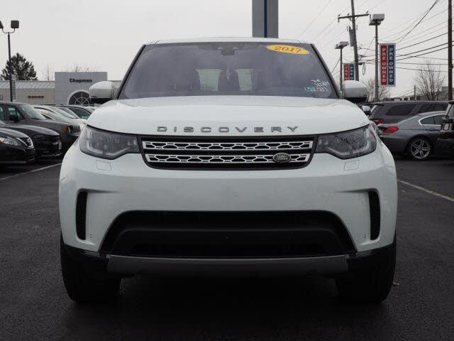 LAND ROVER / Discovery (V6)
