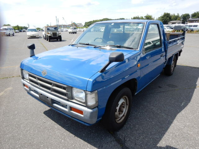 NISSAN Datsun Truck;