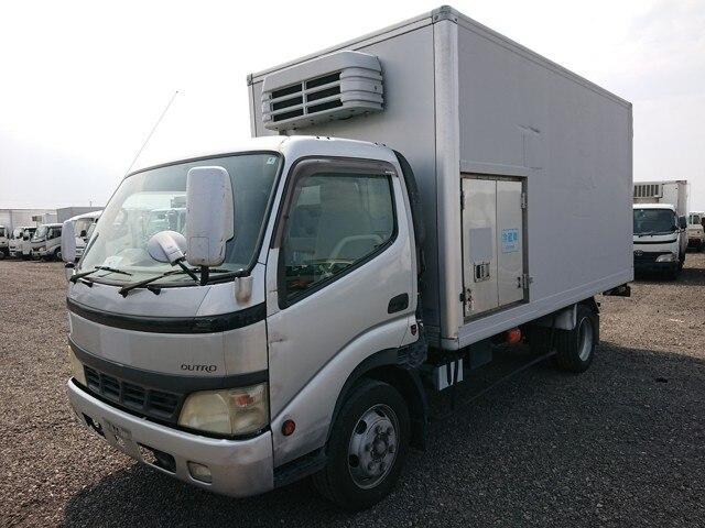 HINO / Dutro (PB-XZU411M)