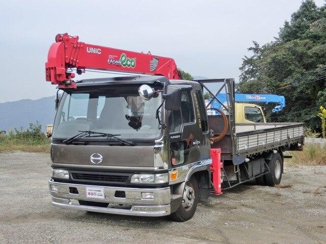 HINO / Ranger (KC-FD1JLBA)
