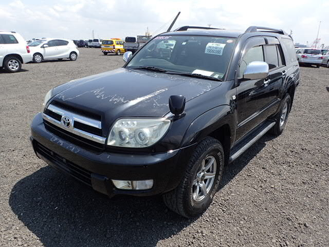 TOYOTA Hilux Surf;