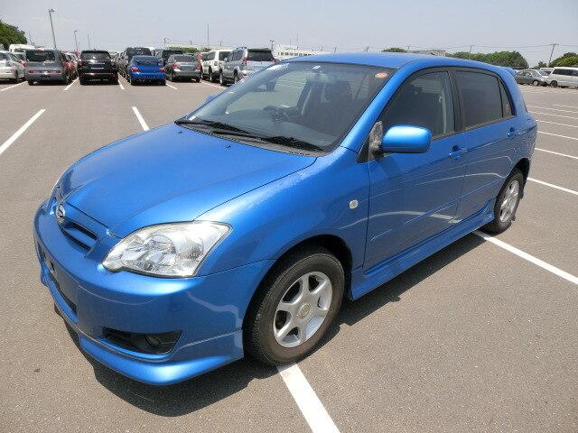 TOYOTA / Corolla Runx (CBA-NZE124)