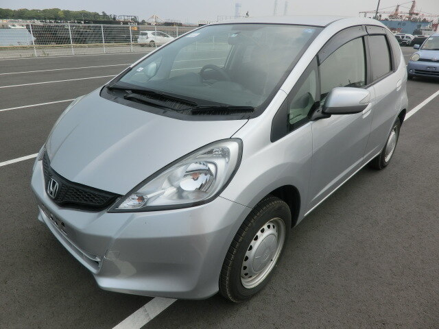 HONDA / Fit/ (DBA-GE7)