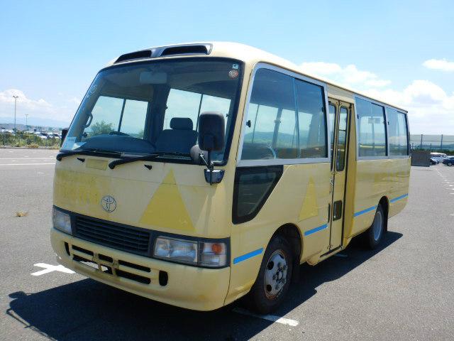 TOYOTA / Coaster (KK-HZB40)