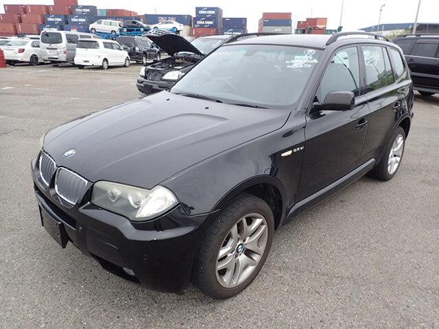 BMW / X3 (ABA-PC25)