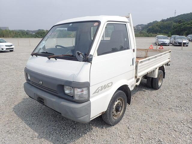 NISSAN / Vanette Truck (GA-SE88MN)
