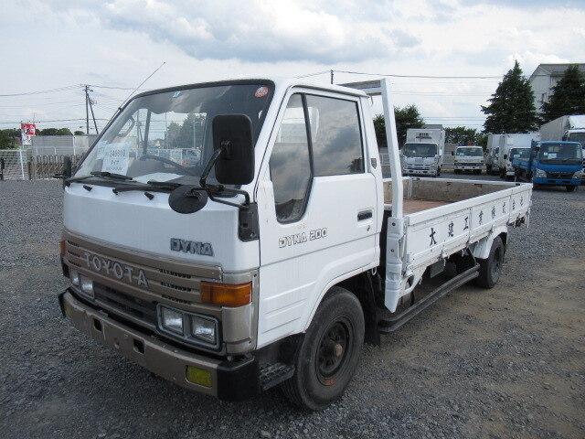 TOYOTA / Dyna Truck (P-BU82)