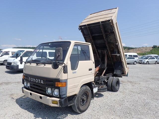 TOYOTA / Dyna Truck (P-BU62D)