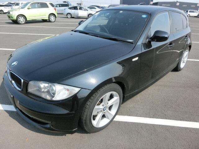BMW / 1 Series/ (LBA-UE16)