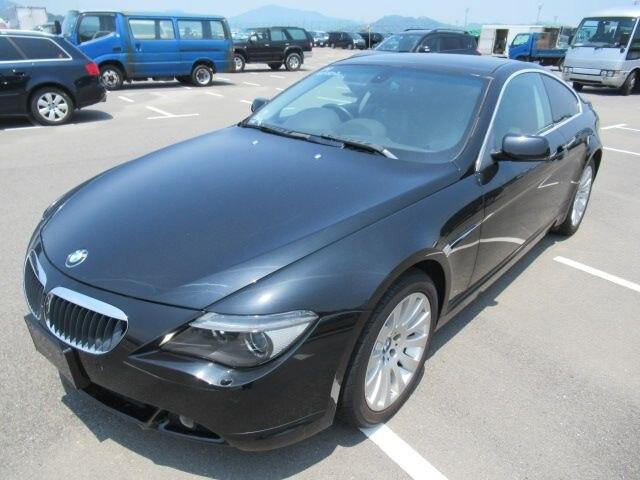BMW / 6 Series/ (ABA-EH30)