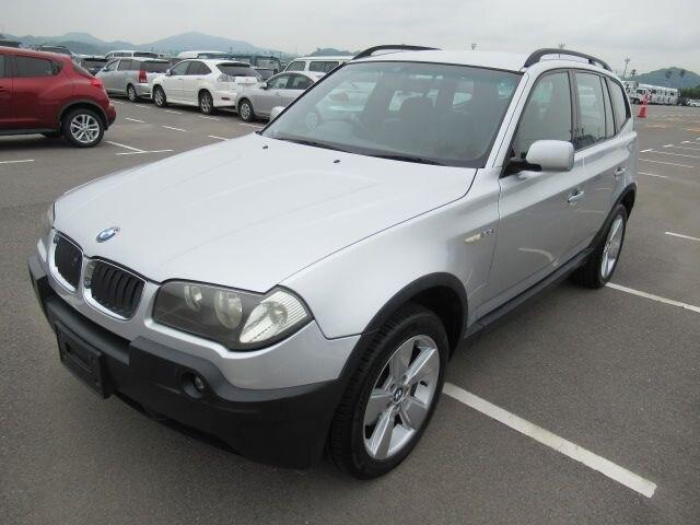 BMW / X3 (GH-PA25)