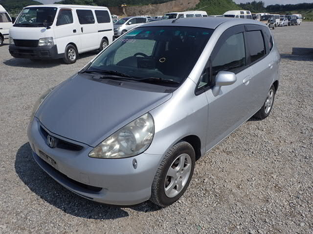 HONDA / Fit/ (LA-GD3)
