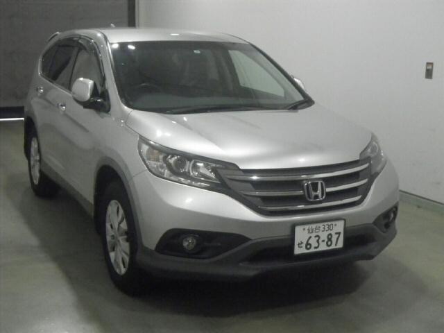 HONDA / CR-V (DBA-RM4)