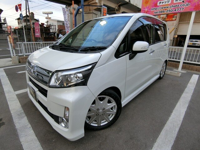 DAIHATSU / Move Custom/ (DBA-LA100S)