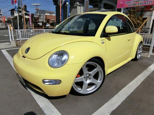 VOLKSWAGEN New Beetle;