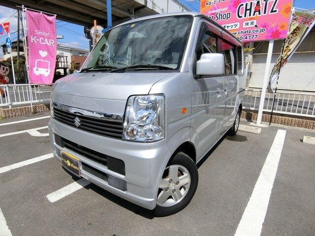 SUZUKI / Every Wagon (ABA-DA64W)