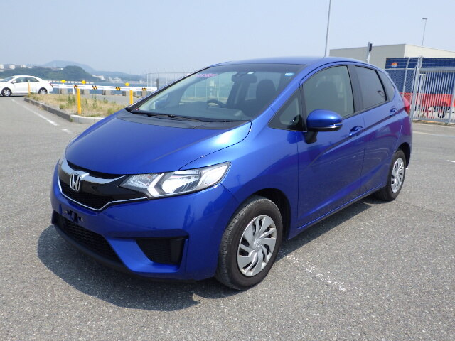 HONDA / Fit (DBA-GK3)