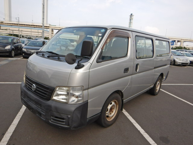NISSAN Caravan Coach;
