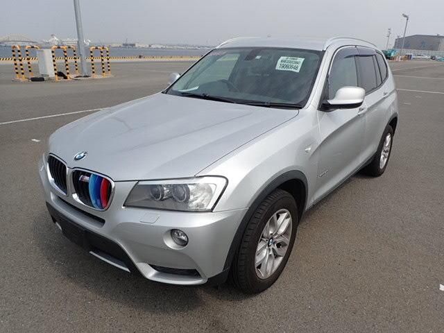 BMW / X3 (LDA-WY20)
