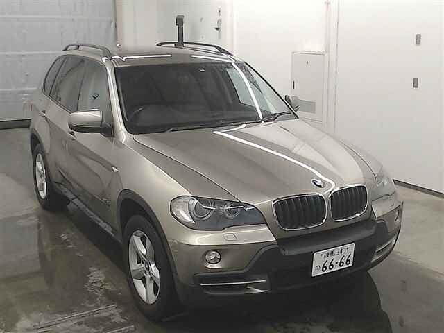 BMW / X5 (ABA-FE30)