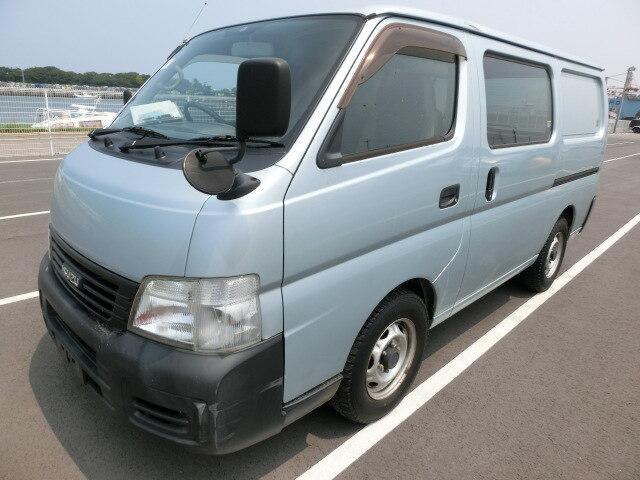 ISUZU / Como (KR-JVWE25)