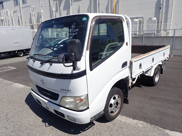 TOYOTA / Dyna Truck (TC-TRY220)