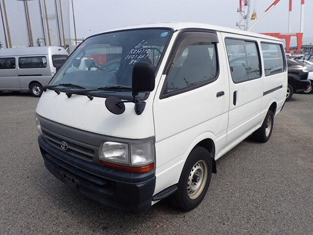 TOYOTA Hiace Van;