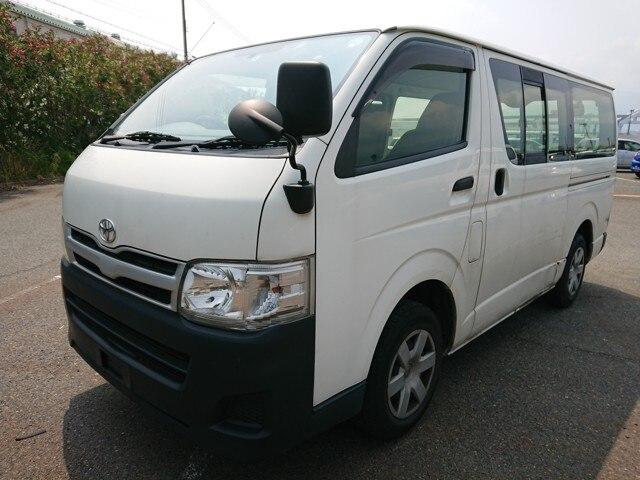 TOYOTA / Hiace Van/ (CBF-TRH200V)