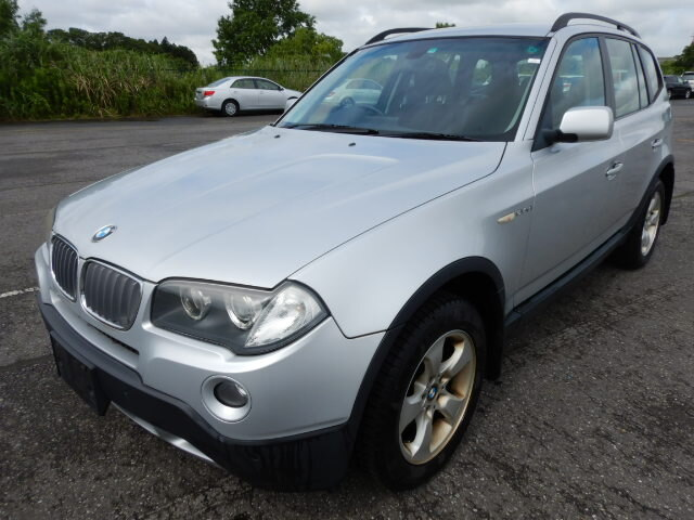 BMW / X3/ (ABA-PC25)
