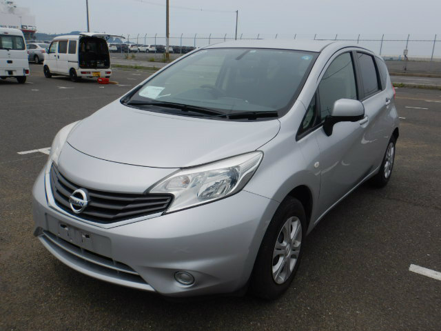 NISSAN Note]