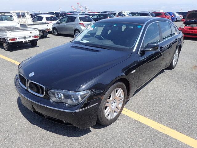 BMW / 7 Series (GH-GN44)
