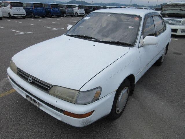 TOYOTA / Corolla Sedan/ (E-AE100)