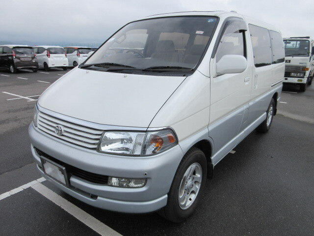 TOYOTA Regius Wagon for Sale Used Stock List | BE FORWARD Japanese