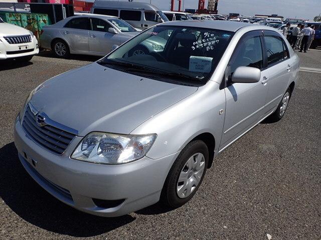 TOYOTA / Corolla Sedan (DBA-NZE121)