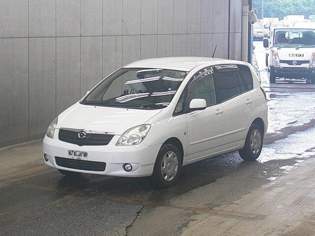 TOYOTA / Corolla Spacio/ (TA-NZE121N)