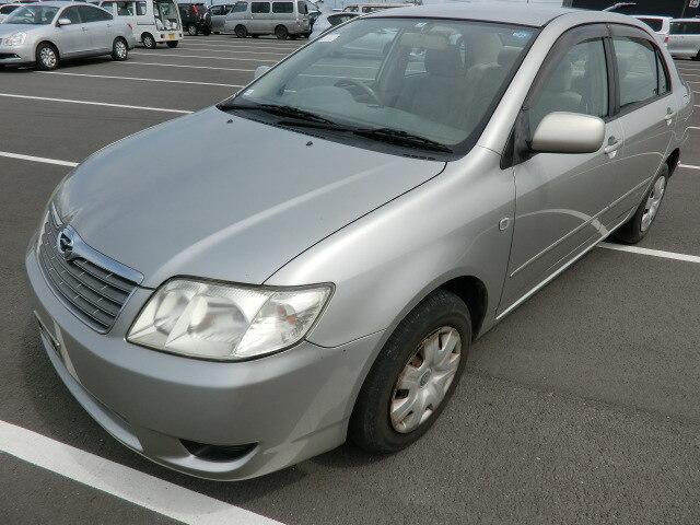 TOYOTA / Corolla Sedan (CBA-NZE124)