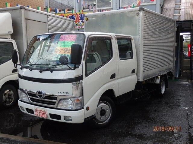 HINO / Dutro (KK-XZU347M)