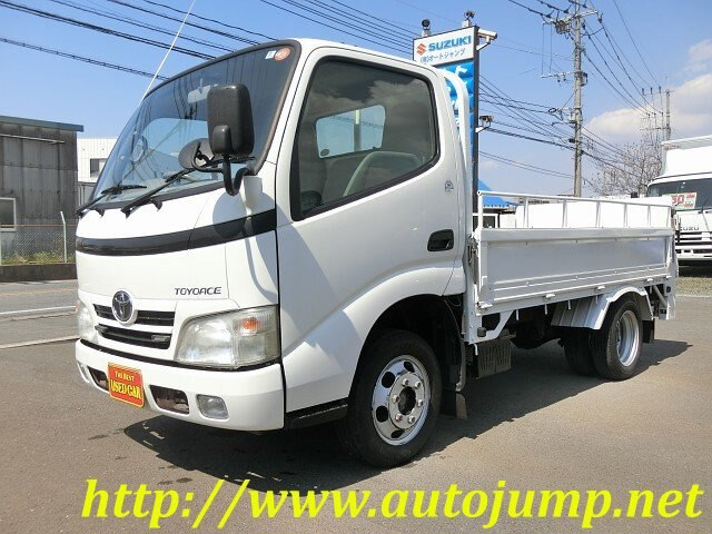TOYOTA / Toyoace (ADF-KDY231)