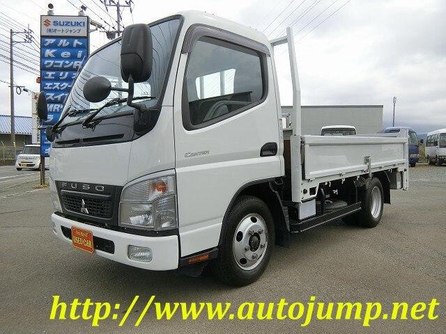 Mitsubishi Fuso / Canter (PDG-FE72D)