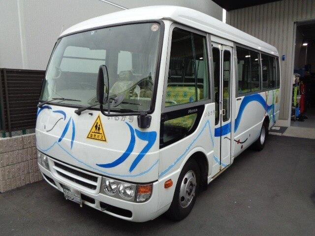 Mitsubishi Fuso Rosa Bus]