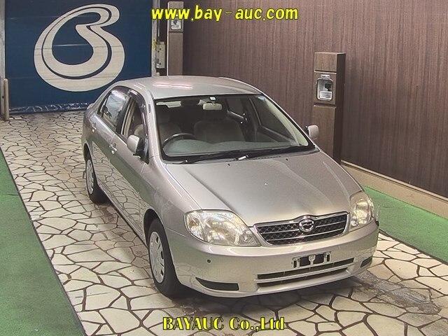 TOYOTA / Corolla Sedan (TA-NZE121)